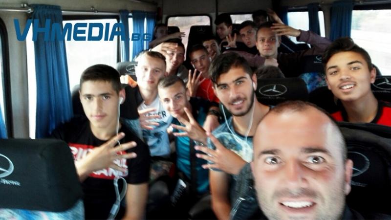 """Талантите от U16 на """"Карнобат"""" взеха категорична победа в Пловдив, вече са втори"""