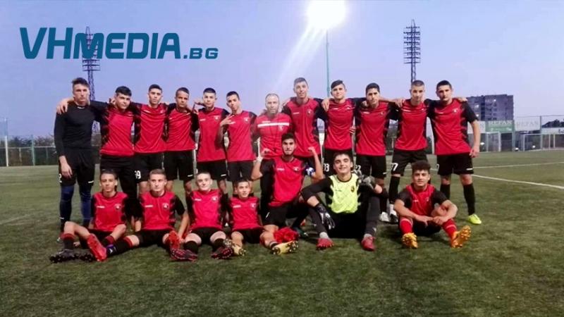 Бъдещето на футболен Карнобат отново радва