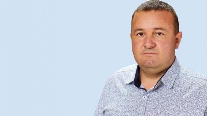 Новият кмет на Кошарица е Валентин Станчев