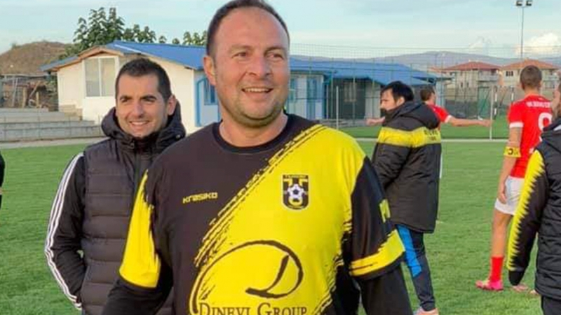"""Деян Велев: """"Устрем"""" е отбор – мечта ! Ще се радвам да играем на собствен терен !"""""""