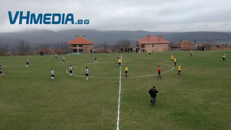 """""""Златен"""" гол на Джамбазов реши мача в Планиница"""