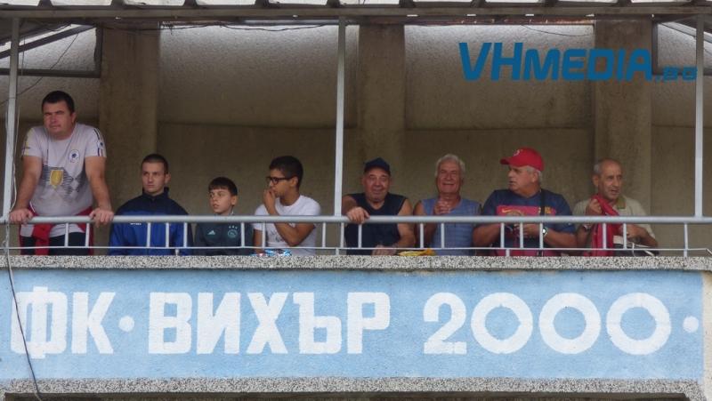 """Вихър"" /Айтос/ с успех срещу ""Устрем"" /Тънково/ в контрола"