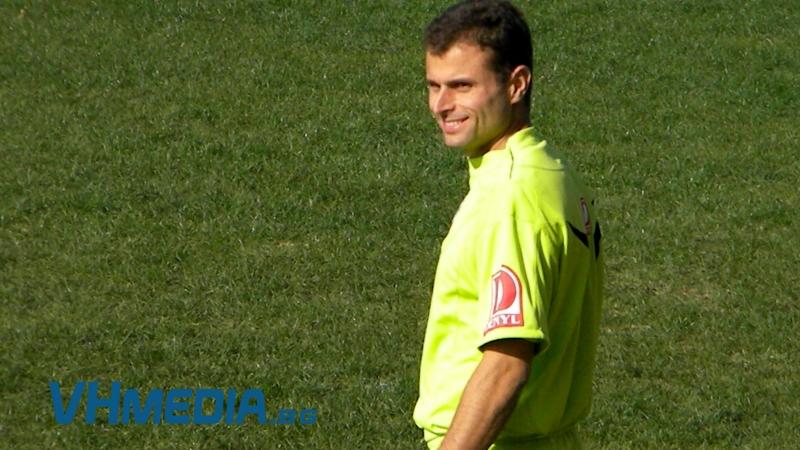 Футболният рефер Злати Димов се нареди до Меси и Стоичков