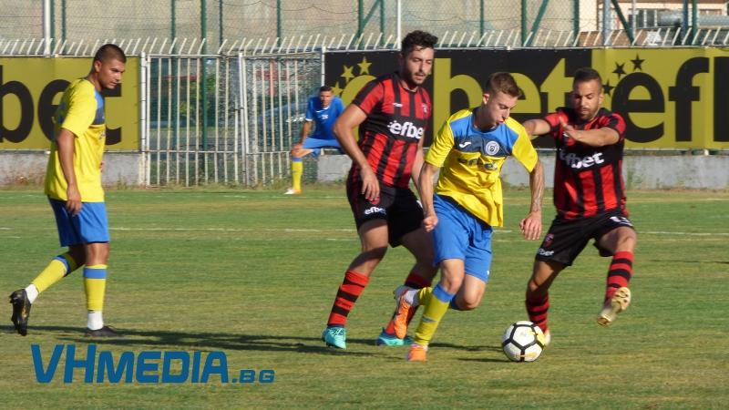 """ОФК """"Несебър"""" започна с 80 % местни момчета и юноши в новото първенство на Трета лига"""