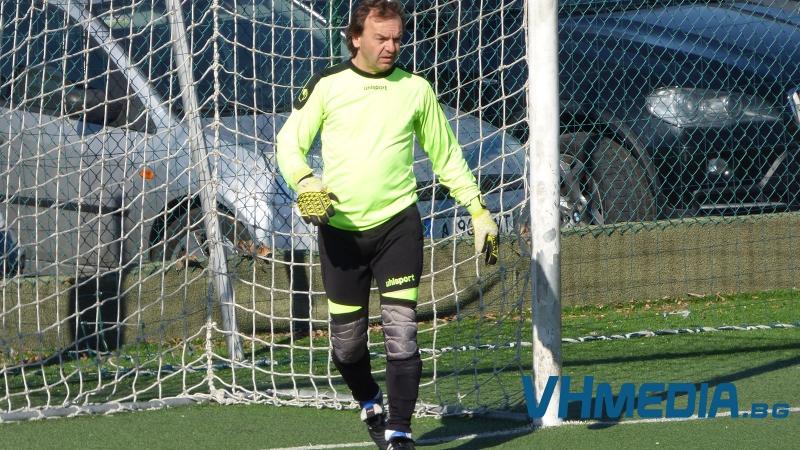 Атанас Терзиев: С класни футболисти винаги е приятно да се играе