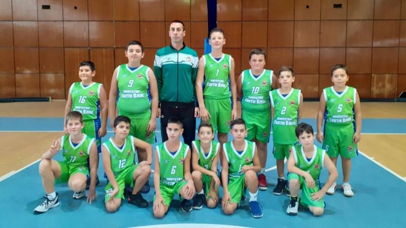 Добро начало на сезон 20/21 за баскетболистите от Свети Влас
