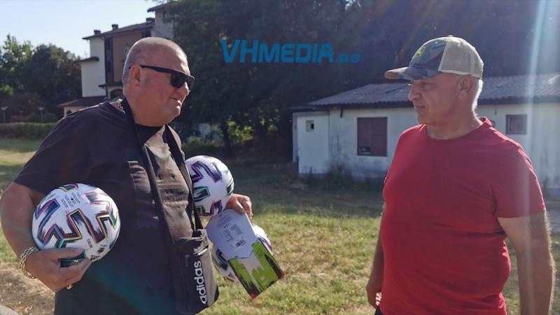 """Теодор Иванов: """"Имаме потенциал, градим отбор в движение"""""""