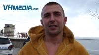 Веселин Йовчев отново хвана кръста на Йордановден в Несебър